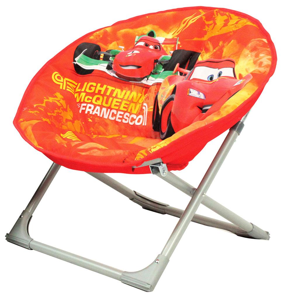 Disney Cars Chair Folding Camping Seat Moon Kids Boys