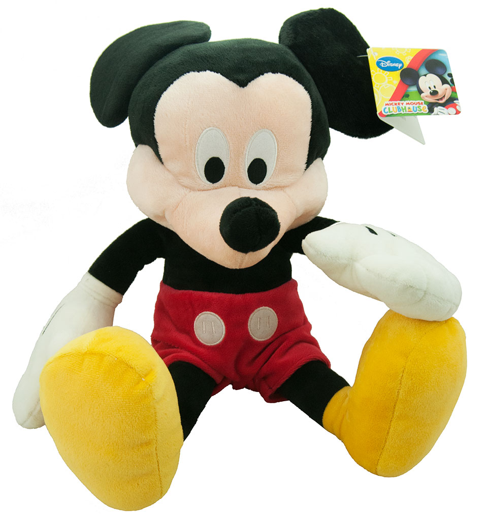 Mickey mouse stuffed toys