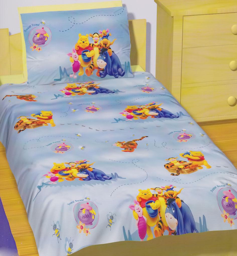 winnie the pooh quilt doona duvet cover set disney bedding