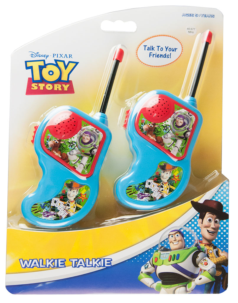 woody and buzz walkie talkies instructions