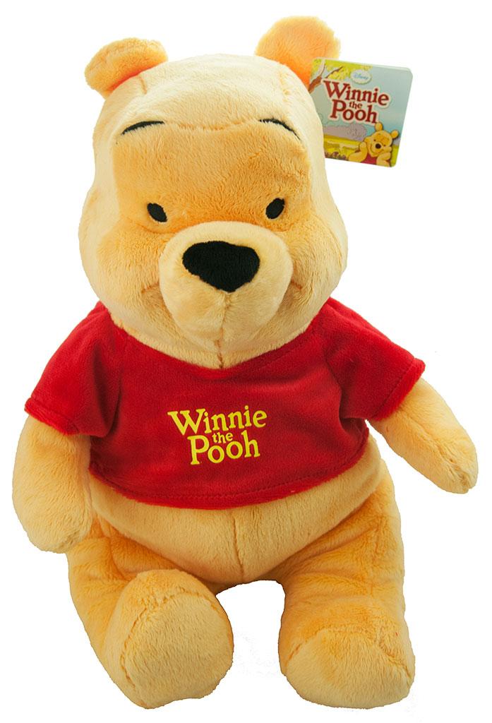 Winnie The Pooh Toys : Winnie the pooh plush toy large quot cm walt disney pixar