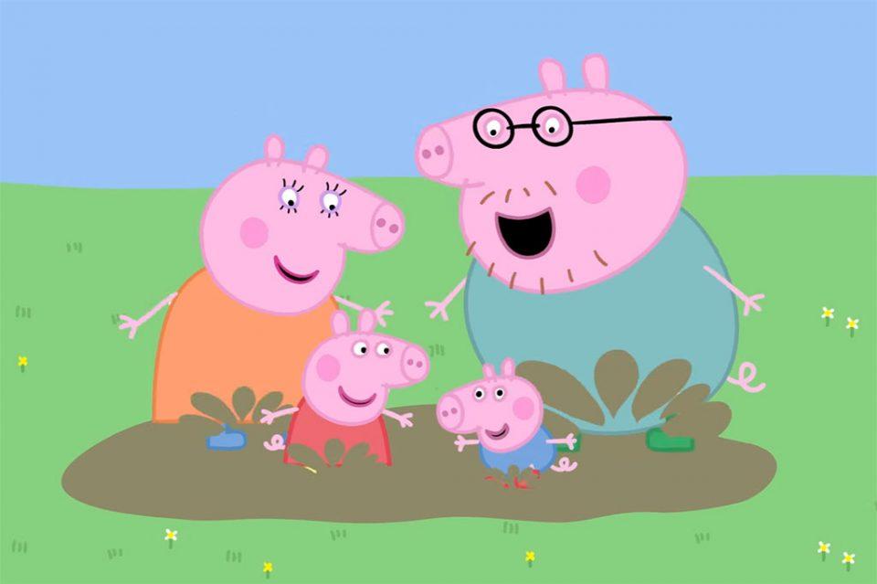 Peppa Pig Dress and Play Danny Dog