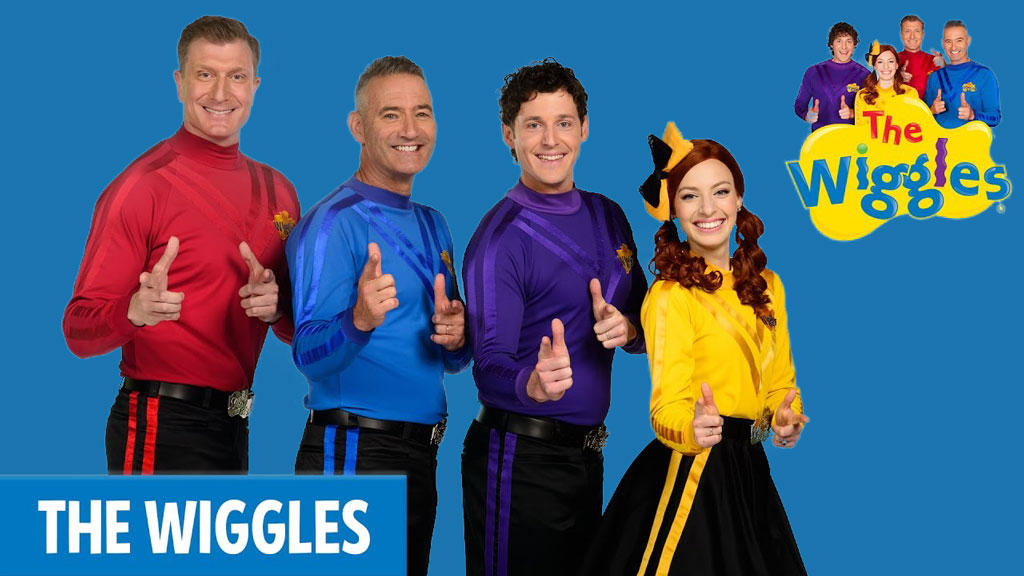 The Best of The Wiggles on YouTube