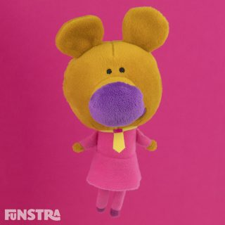 Norrie the mouse plush