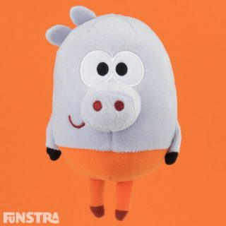 Roly the hippo plush