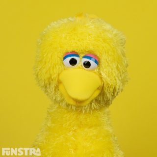 Big Bird Stuffed Toy