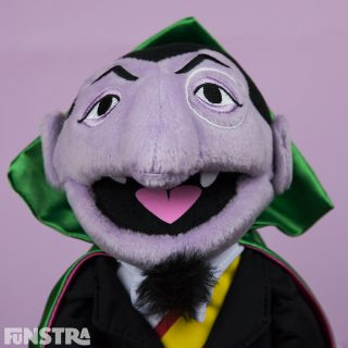 Count von Count Stuffed Toy