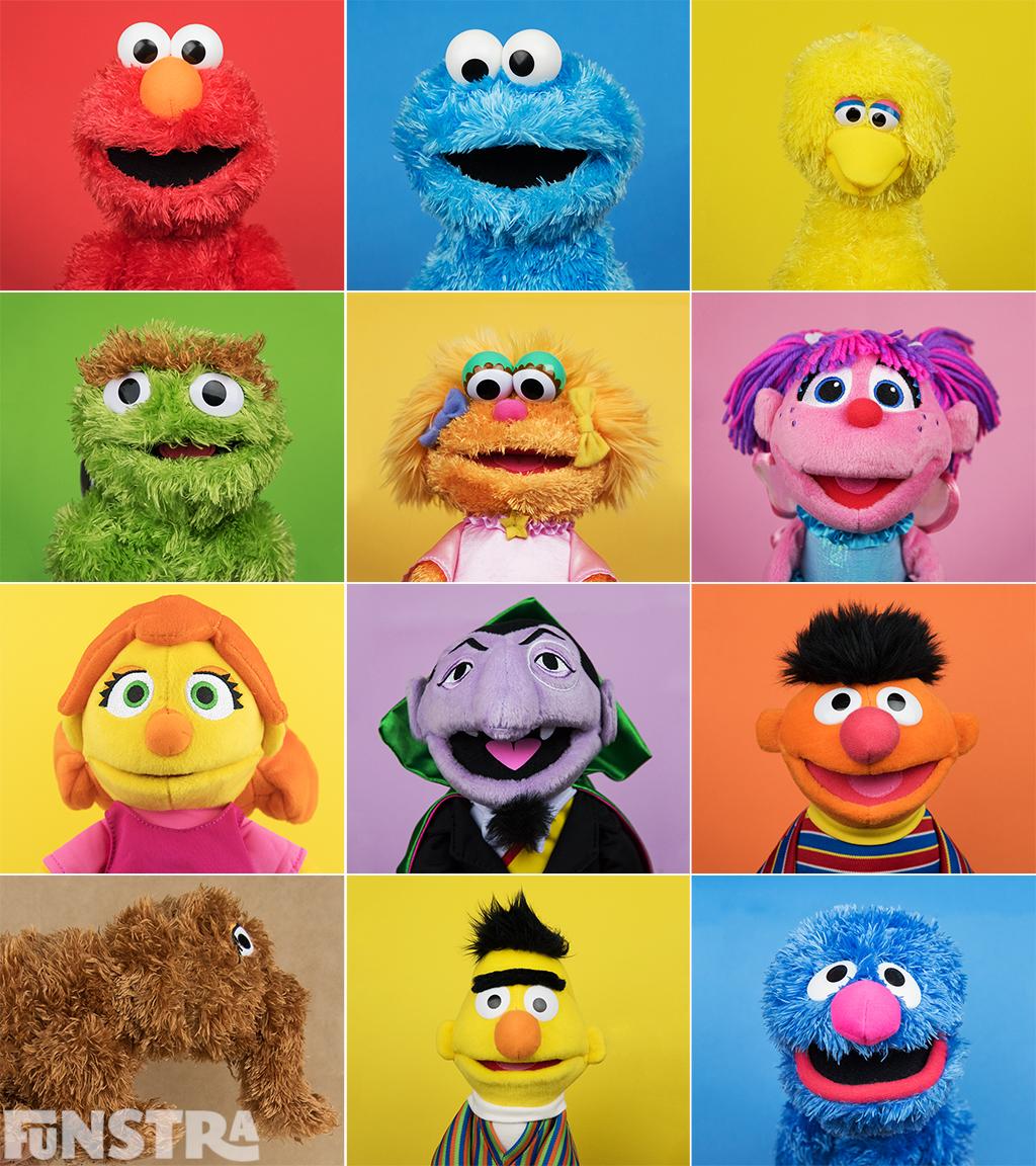 Sesame Street Toys : Sesame street photo gallery funstra