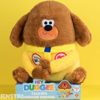 Talking Hey Duggee Toy