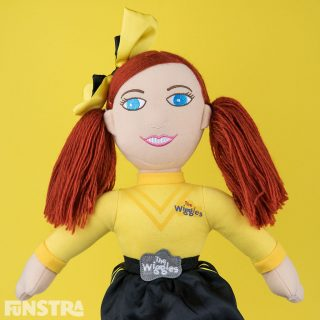 Yellow Wiggles Doll