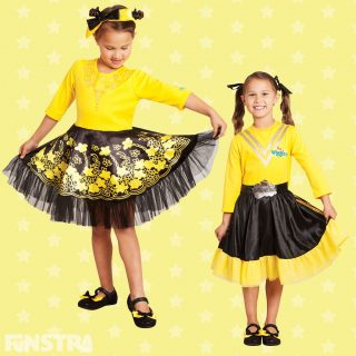 Twirl around to the beat and dance with Emma in these fun Emma Wiggle outfits