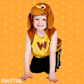 Shake your hips, turn your head and groove along in the Wags the Dog costume