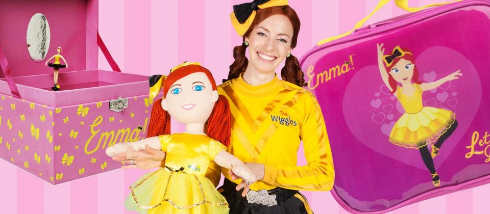 11d858f32db5 The Wiggles  Bowtiful Emma Wiggle Gifts - Funstra
