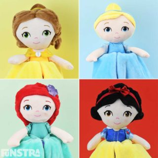 Disney Princess Baby Blankets and Comforters