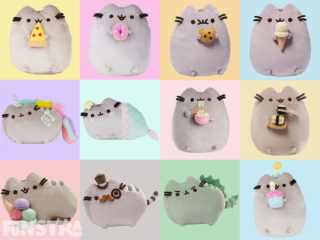 Pusheen Plushies