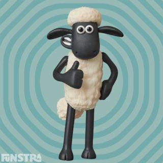 Have a woolly good time with Shaun the Sheep figurines that are always ready for imaginative playtime fun! Play with Shaun the Sheep action figures, playsets and model kits of his barnyard buddies.