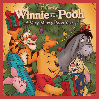 Give the gift of Winnie the Pooh this Christmas and have a very merry pooh year with Tigger, Eeyore, Piglet, Rabbit and Pooh bear.