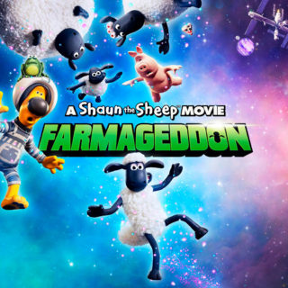 When a cute alien with extraordinary powers named Lu-La crash-lands near Mossy Bottom Farm, Shaun the Sheep quickly makes a new friend in Farmageddon: A Shaun the Sheep Movie.