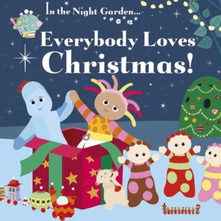 In the night garden... everybody loves Christmas! Surprise your little one and give a gift from the night garden with Igglepiggle, Makka Pakka, Upsy Daisy and the Tombliboos.