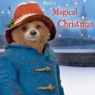 Have a Magical Christmas with Paddington bear!