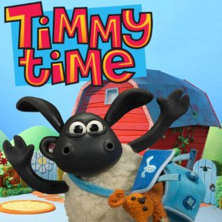 Timmy is a little lamb with a lot to learn as he heads off to nursery school and the star of Timmy Time, a spin-off from the Shaun the Sheep animation.