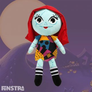 Sally is a living rag doll and Jack Skellington's love interest in Tim Burton's, The Nightmare Before Christmas.