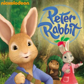 Join Peter Rabbit and his cousin, Benjamin Bunny and friend, Lily Bobtail as they entertain preschool children with their adventures in the Lake District of northern England in Nickelodeon's Peter Rabbit, based on Beatrix Potter's children's books.