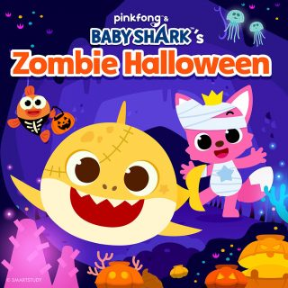 Have a Baby Shark Halloween and dress up just like Baby Shark, Mummy Shark or Daddy Shark with genuine costumes from Rubies that are an easy alternative to homemade or DIY options.