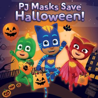 Great for a PJ Masks Halloween! Dress up just like Catboy, Gekko and Owlette with genuine costumes from Rubies that are an easy alternative to homemade or DIY options.