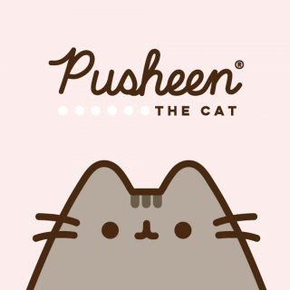 Pusheen is a cartoon chubby gray tabby cat that loves cuddles, snacks, and dress-up and has featured on comic strips and sticker sets on Facebook, Instagram, iMessage, and other social media platforms. As a popular web comic, Pusheen brings brightness and chuckles to millions of followers in her rapidly growing online fan base.