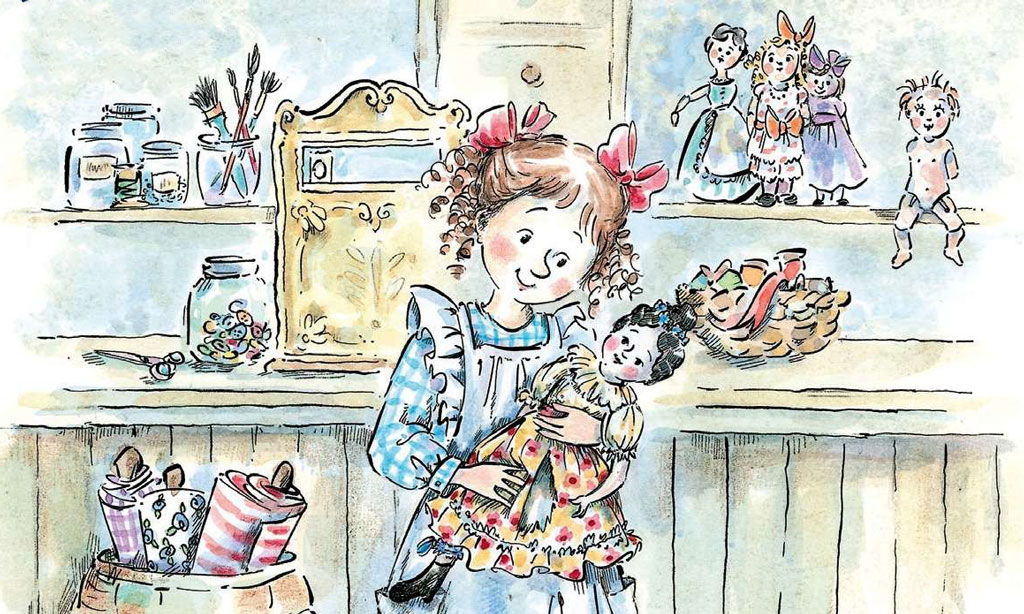 10 Stories to Read with a Rag Doll