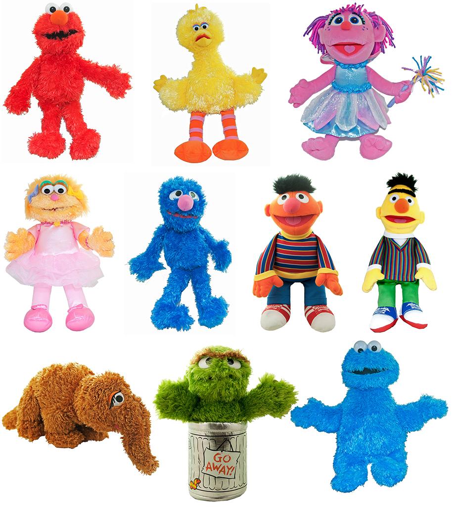 Sesame Street Toys : Sesame street toys plush soft toy elmo
