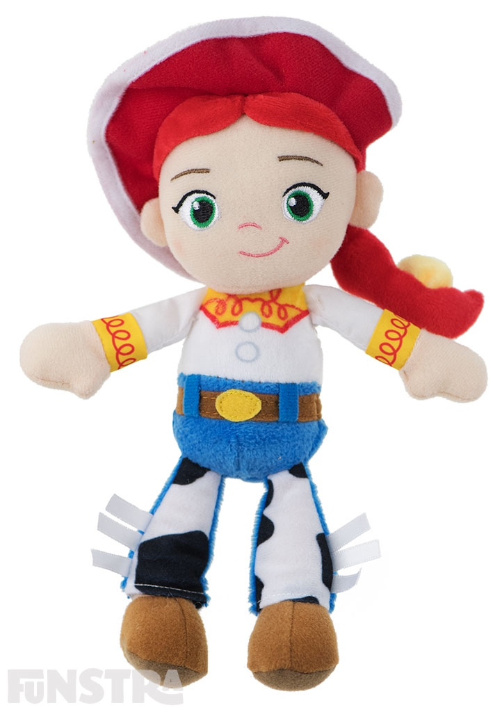 WOODY 20cm tall Plush Soft Doll Toy New LICENSED TOY STORY 4 Movie