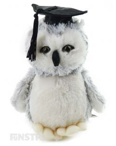 Academic Owl Plush Toy