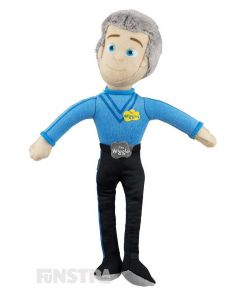 Anthony Wiggle Mini Plush Doll