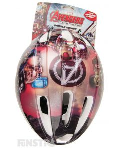 Avengers Age of Ultron Bicycle Helmet