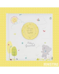 Tiny Tatty Teddy Baby Journal