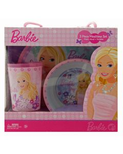 Barbie Dinner Set