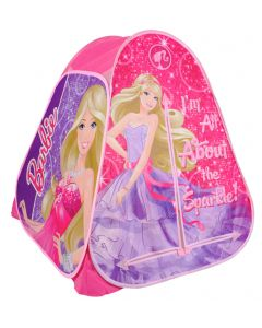 Barbie Sparkle Play Tent