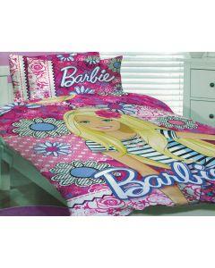 Barbie Quilt Cover Set