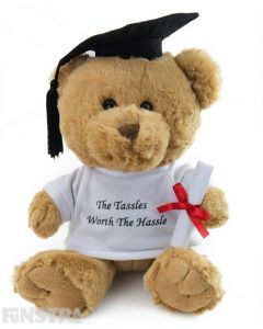 Ben Graduation Bear Tassles Worth the Hassle