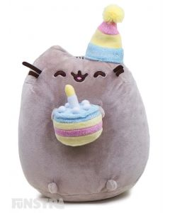 Pusheen Birthday Plush Toy