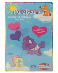Care Bears Matching Card Game
