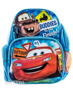 McQueen and Mater Backpack