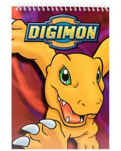 Digimon Notebook