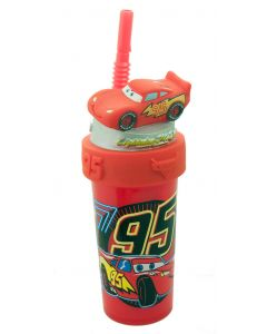Disney Cars Sculptured Sports Bottle