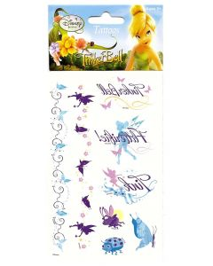 Disney Fairies Tattoos