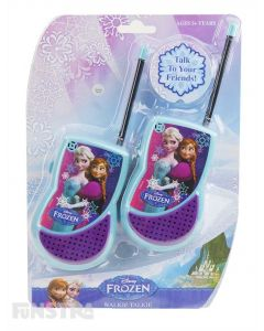 Frozen Walkie Talkies