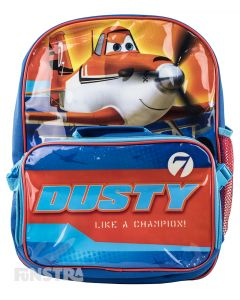 Disney Planes Backpack and Cooler Bag