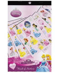Disney Princess Book of Stickers